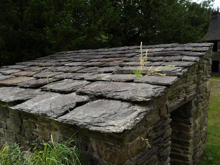 Preservation In Action Back To School Slate Roofing 101