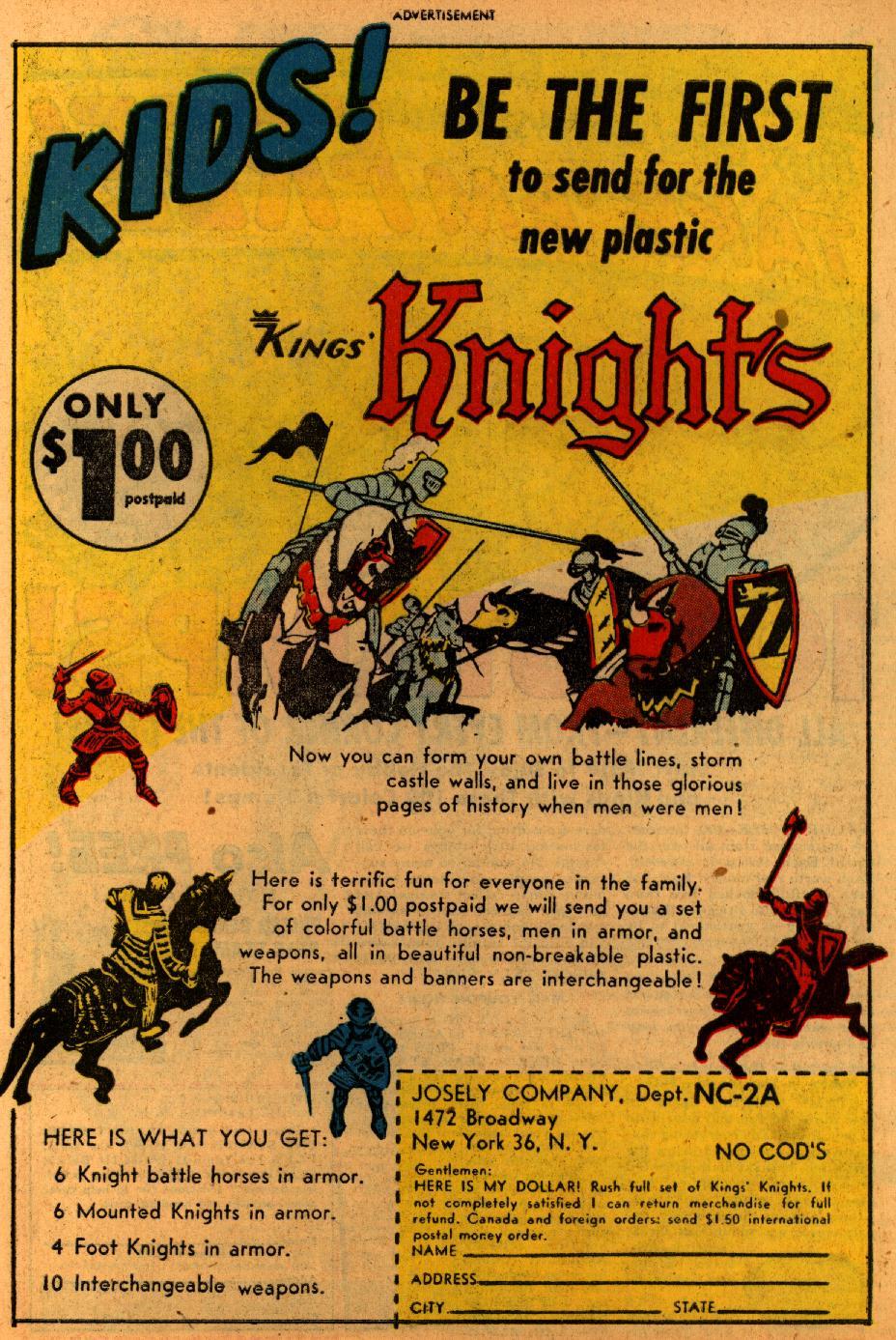 Read online Detective Comics (1937) comic -  Issue #226 - 33