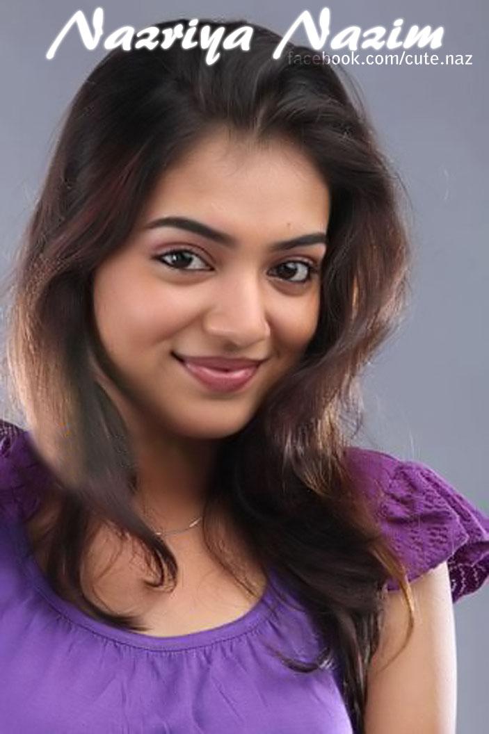 Nazriya Nazim Cute Photos: Nazriya Nazim HD Images