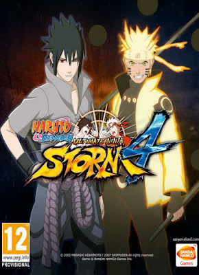 Naruto Shippuden Ultimate Ninja Storm 4 Full Version PC