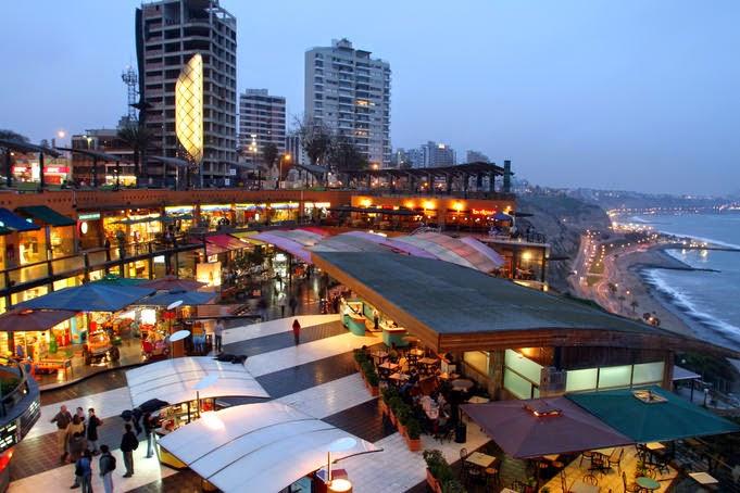 Miraflores em Lima | Pontos Turísticos