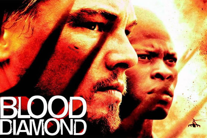 Blood Diamond  | Famous Celebrity Bible