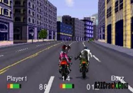 Road Rash Free Download For PC