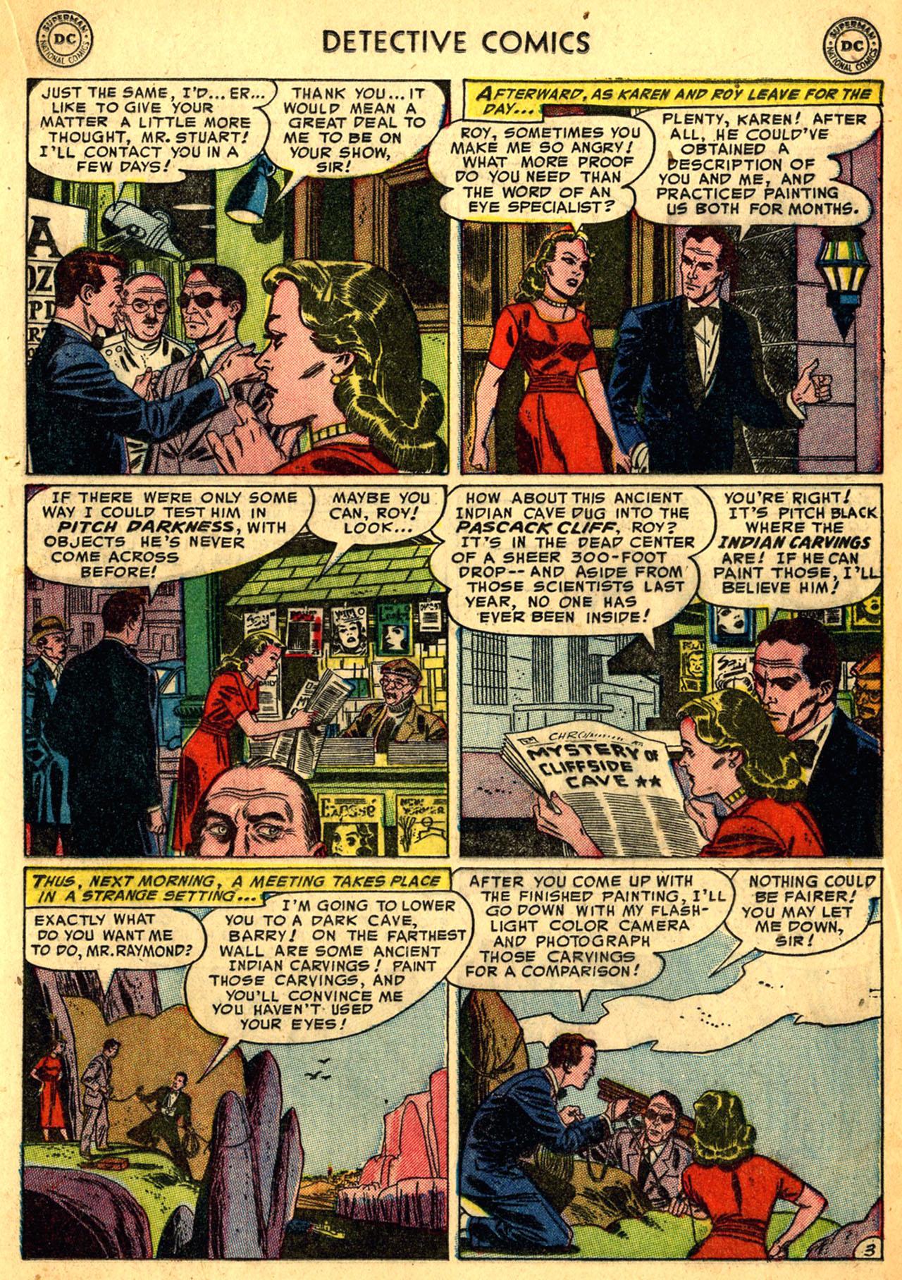 Detective Comics (1937) 205 Page 18