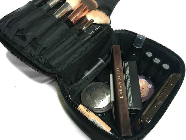 What I've Packed in My Travel Makeup Bag to Japan