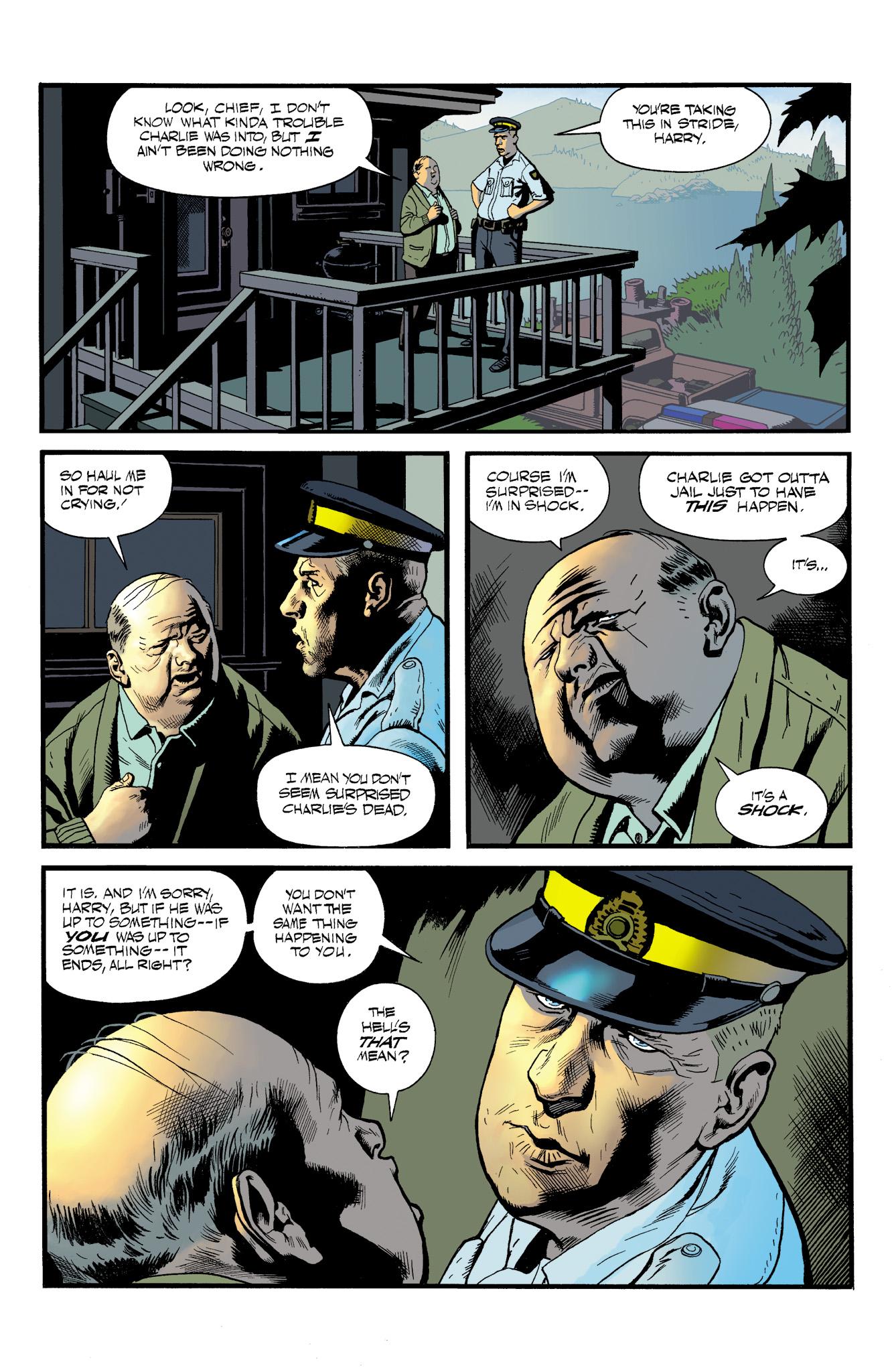 Read online Abe Sapien comic -  Issue #23 - 10