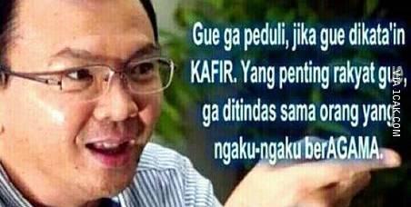 Habib Rizieq Larang Muslim Jakarta Kasih Dukungan KTP ke Ahok