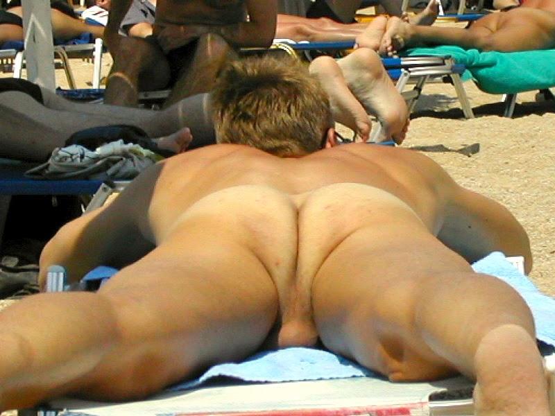 Nude Beach Bliss
