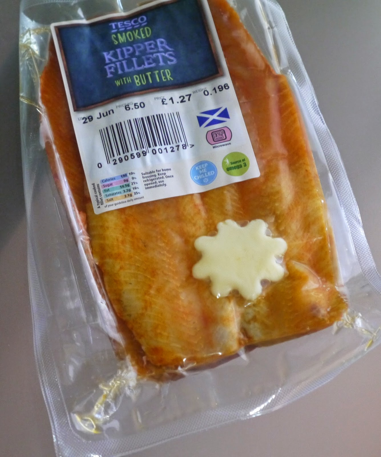 Kippers delivered to your door, from the Isle of Man
