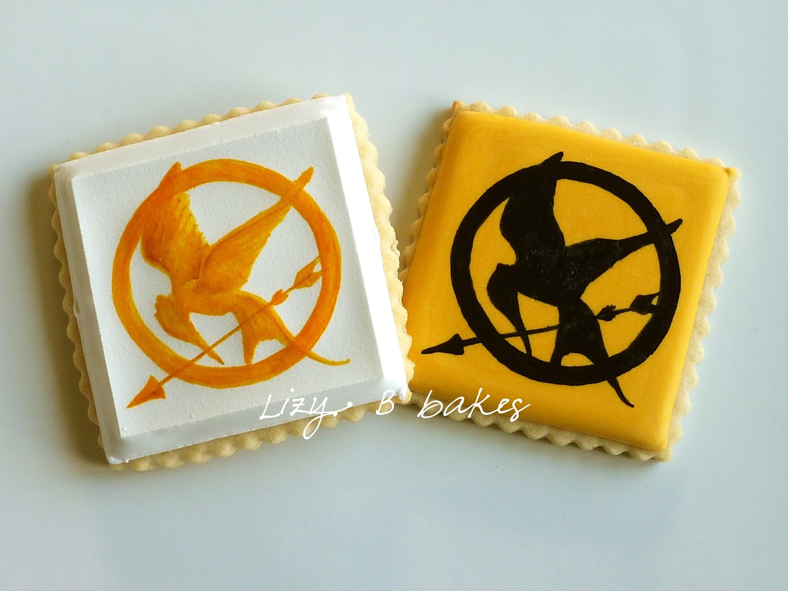 Lizy B Cookies For The Hunger Games