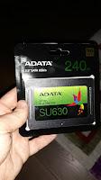 ADATA SU630 Ultimate Solid State Drive 240GB