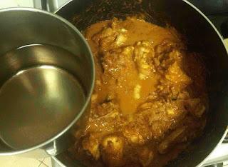 Nadan kozhi curry