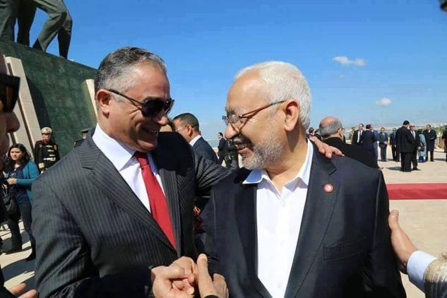 رسمي: حركة مشروع تونس تقرر المشاركة في حكومة النهضة بوزراء
