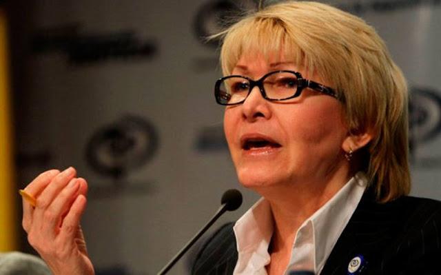 Fiscal General consigna escrito ante el TSJ en contra de la constituyente de Maduro