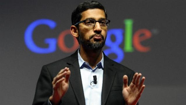 تعيين الرئيس التنفيذي لشركة جوجل في مجلس إدارة Alphabet Inc.