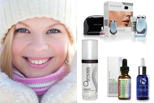 Top Tips for Glowing Skin this Holiday Season