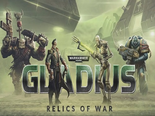 Warhammer 40000 Gladius Relics of War Game