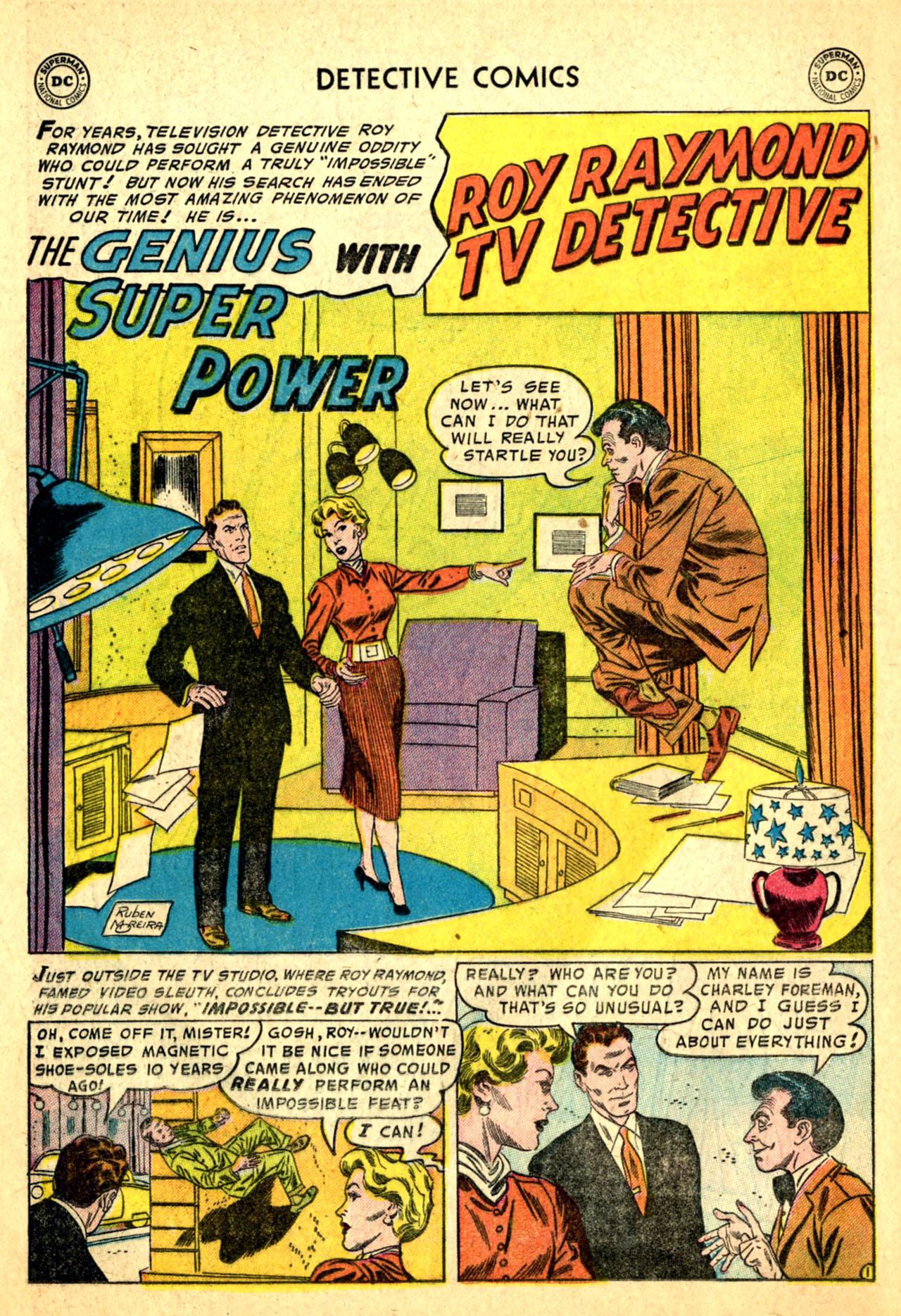 Read online Detective Comics (1937) comic -  Issue #227 - 18