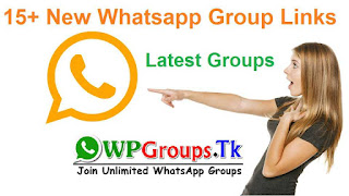 15 New Whatsapp Groups