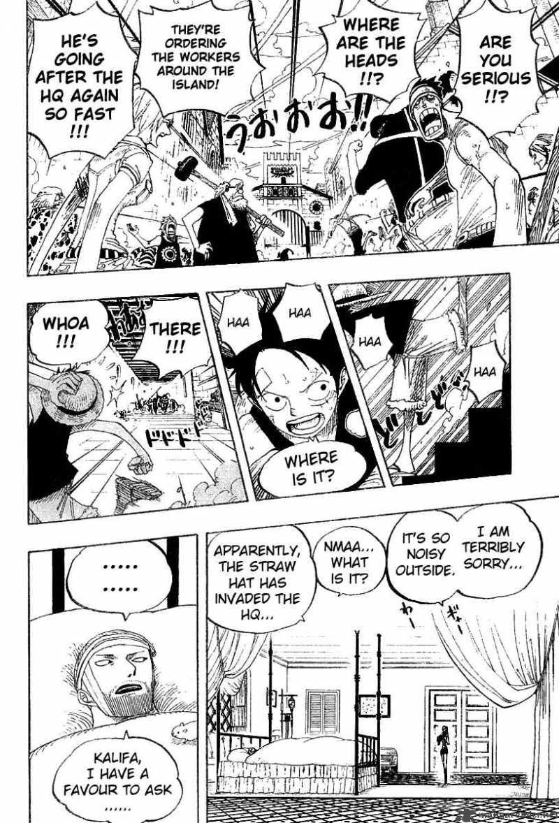 One Piece Ch 339