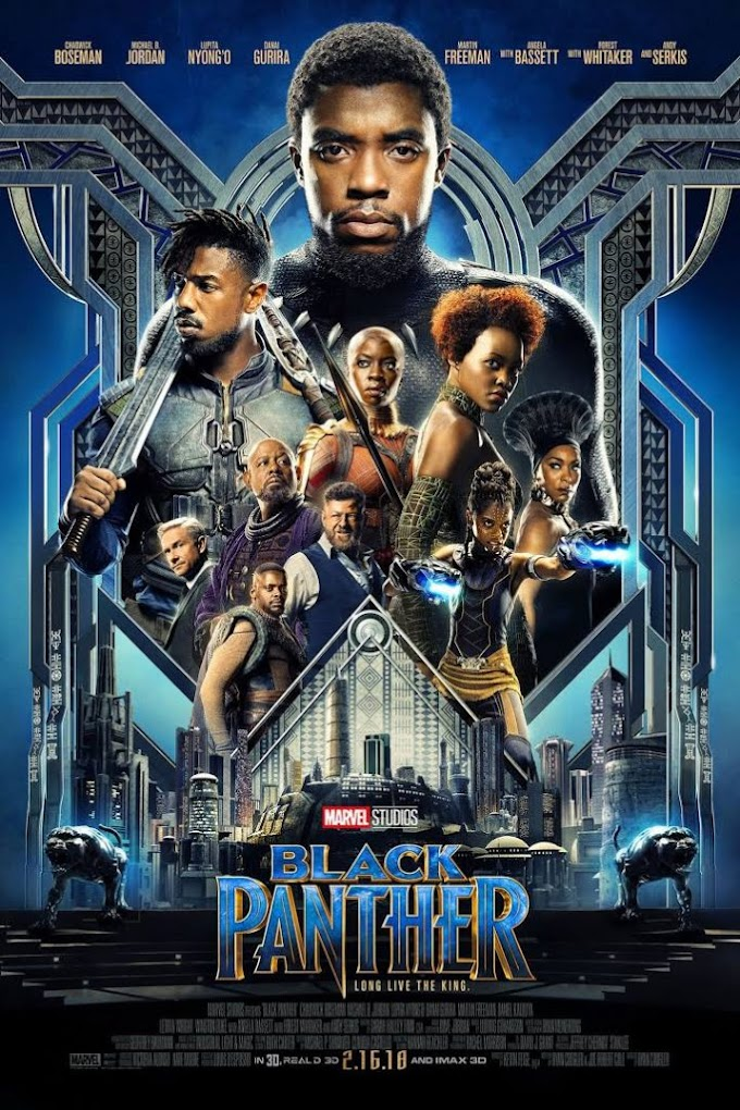 [MOVIE]  Black Panther (2018) Full Movie