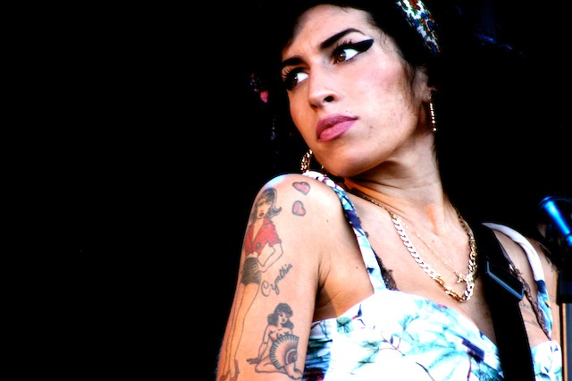 My Own Way von Amy Winehouse | Foto: Amy Winehouse von Fionn Kidney unter cc-by-2.0