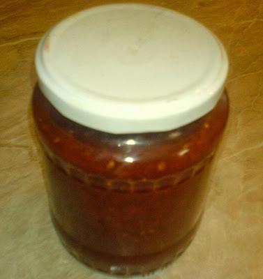reteta sos de rosii coapte la borcan pentru iarna, retete culinare, sosuri,