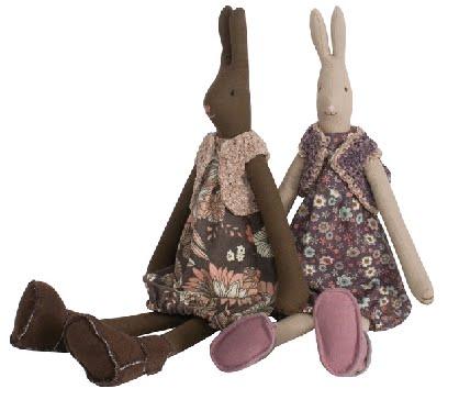 conejos trapo medianos