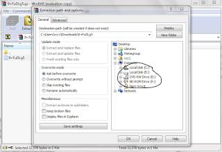 Cara Membuat Dan Mengekstrak File .RAR