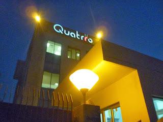 Quatrro Job Opening for Freshers On 08th Nov 2016