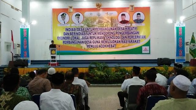 Bursa Inovasi Desa Kabupaten Aceh Utara Tahun 2018