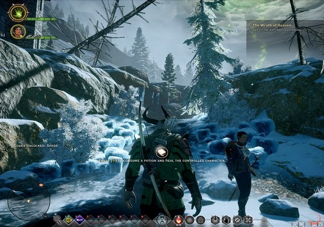 Dragon Age 3 Inquisition PC Games Gameplay
