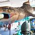 Exposição inédita em SP traz réplicas de gigantes marinhos pré-históricos