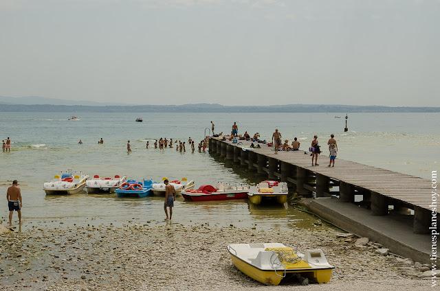 Sirmione Lago di Garda viaje Italia