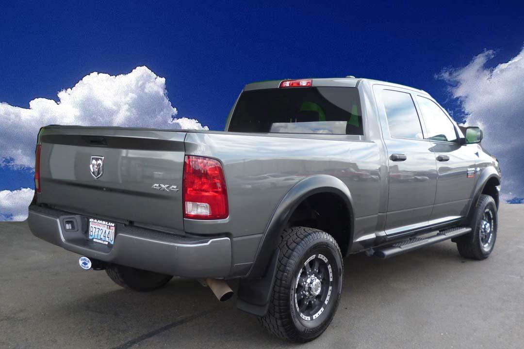 Gamblin Motors: 2011 Dodge Ram 2500