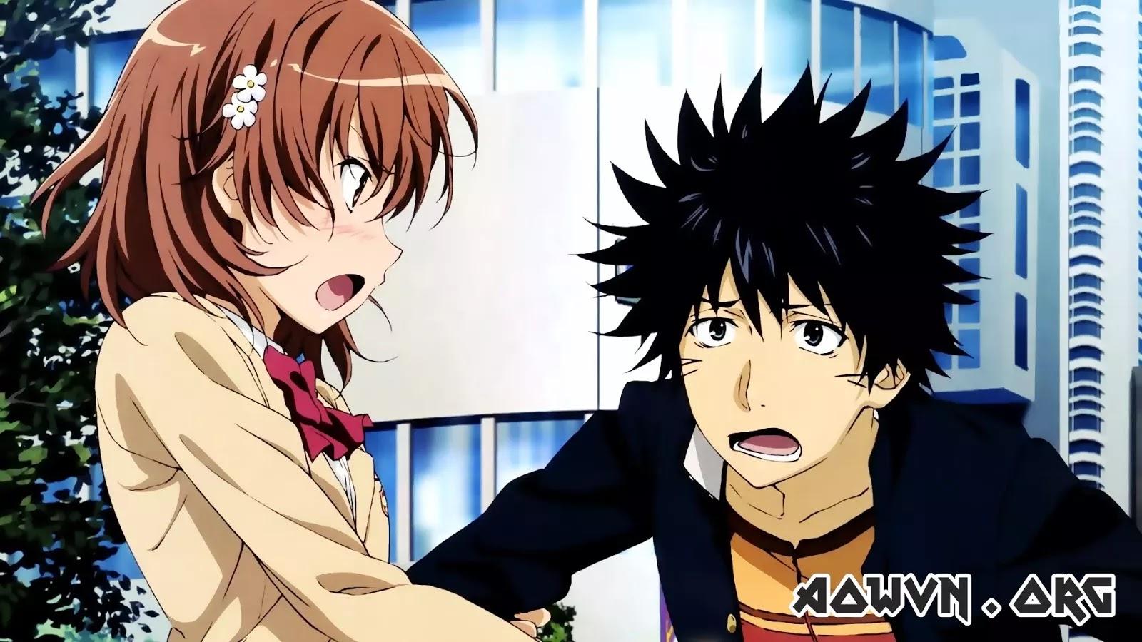 Toaru AowVN m%2B%25282%2529 - [ Anime 3gp Mp4 ] Toaru Majutsu No Index Season 1 + Season 2 | Vietsub – Anime pháp thuật tuyệt đỉnh