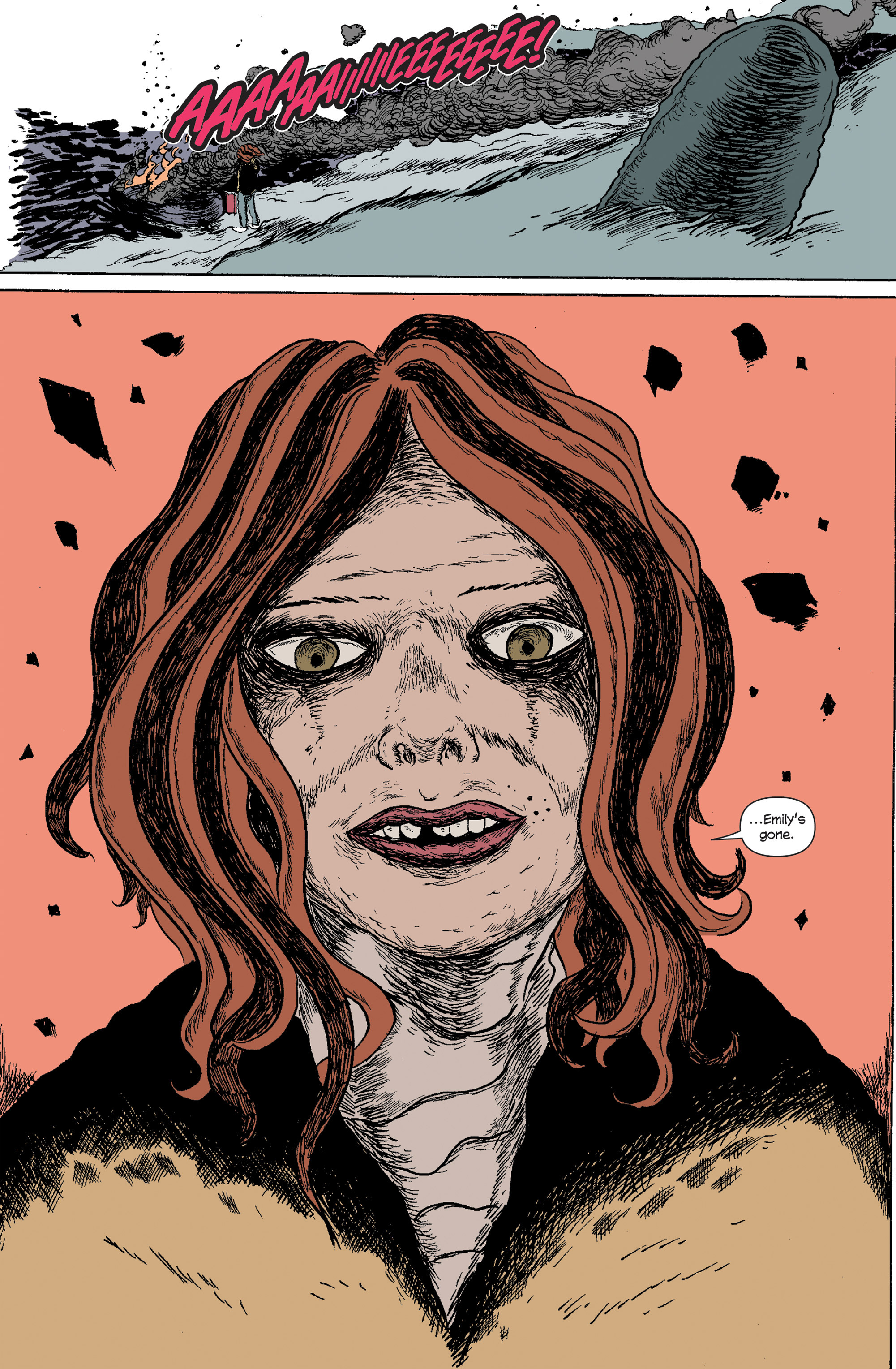 Read online And Then Emily Was Gone comic -  Issue #5 - 20