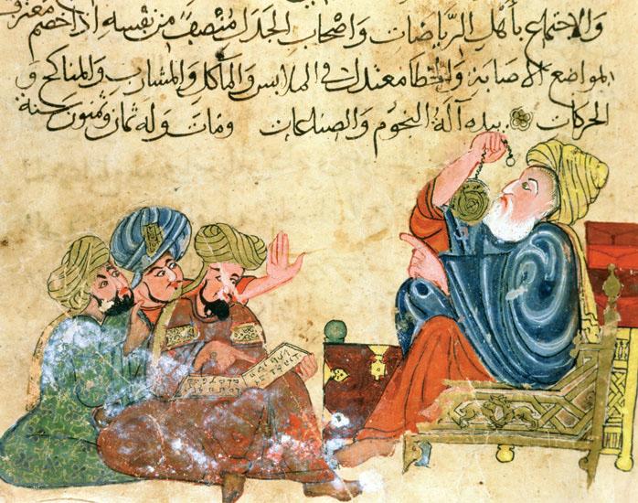 Resultado de imagen para la alquimia Mundo Musulmán