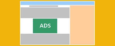 طريقة وضع اعلان جوجل ادسنس وسط الموضوع