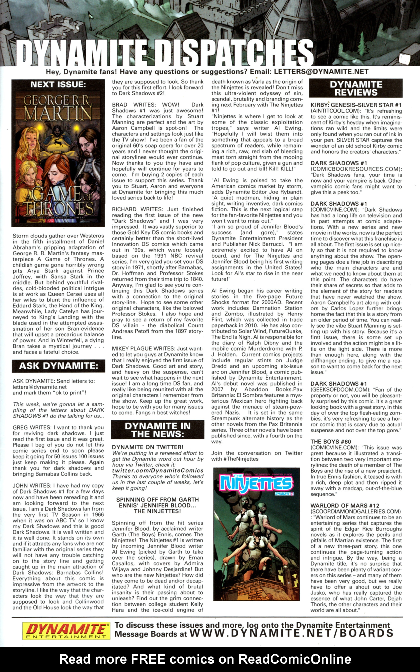 Read online A Game Of Thrones comic -  Issue #4 - 33