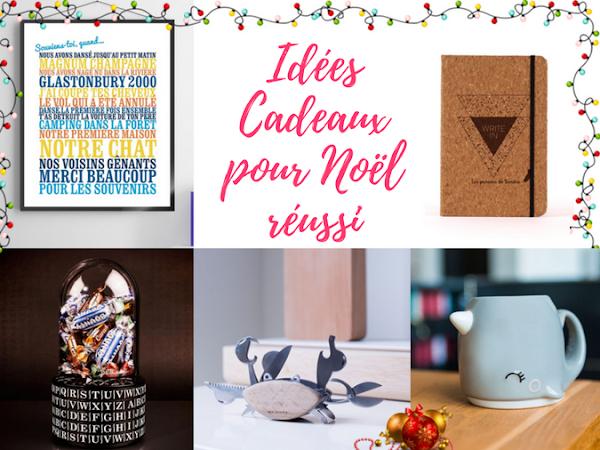 [Shopping] Quelques idées de cadeaux de Noël !