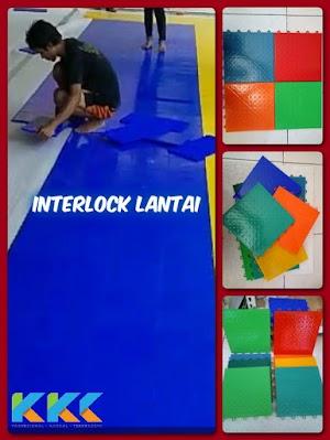 Interlocking Lantai Futsal Kwalitas Super
