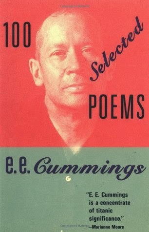Poetry 100 Selected poems by E.E. Cummings cover