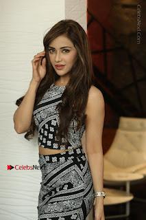 Telugu Actress Angela Krislinzki Latest Pos in Short Dress  0052.JPG