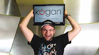 Kogan with his cheap trash laptops