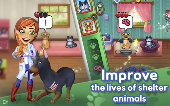 Dr. Cares Amy's Pet Clinic Mod Apk for Android