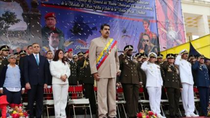 Maduro denuncia que un militar venezolano trabaja para la CIA