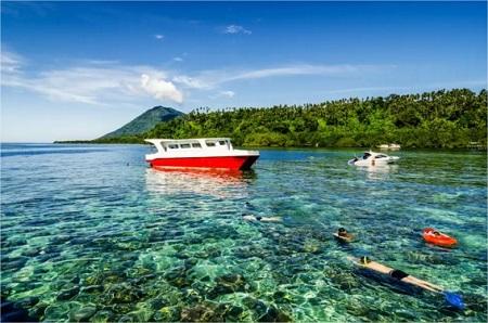 Taman Laut Bunaken, Kekayaan Alam Bawah Lautnya Menjadikan Objek Wisata Bahari Terbaik
