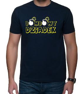 koszulka Bombowy dziadek