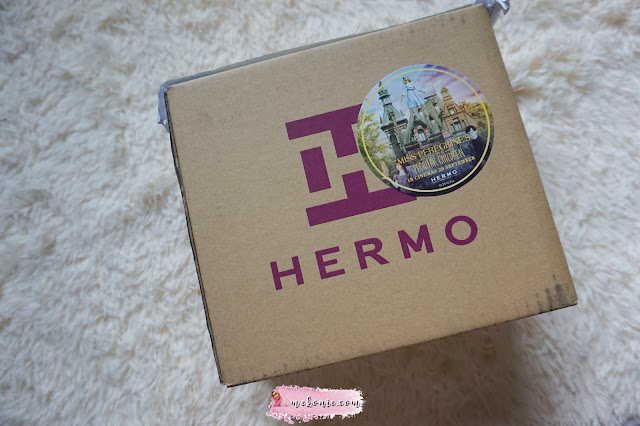 PENGALAMAN MEMBELI DI HERMO.MY MENGGUNAKAN MOLPAY CASH